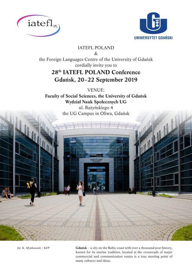 28th IATEFL PL Conference