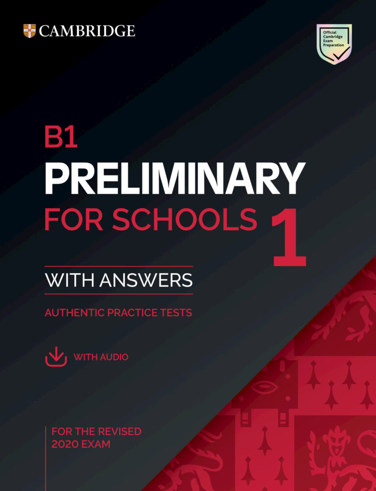 B1 Preliminart for Schools